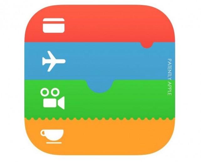 iOS Passbook Icon 8