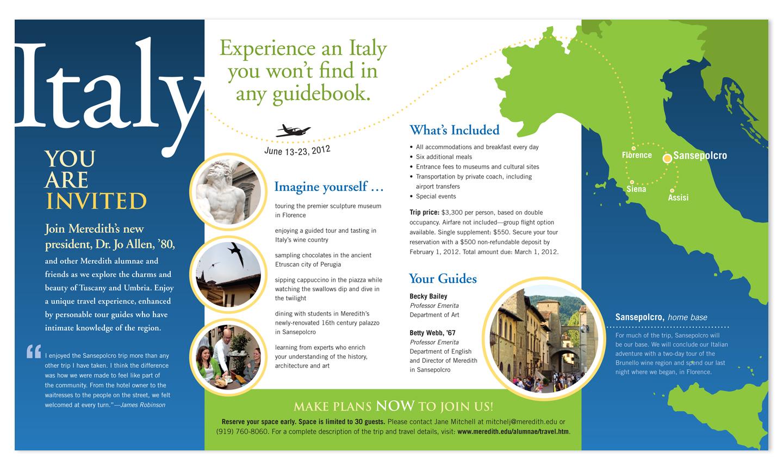 13 Travel Brochure Design Templates Images - Travel Brochure