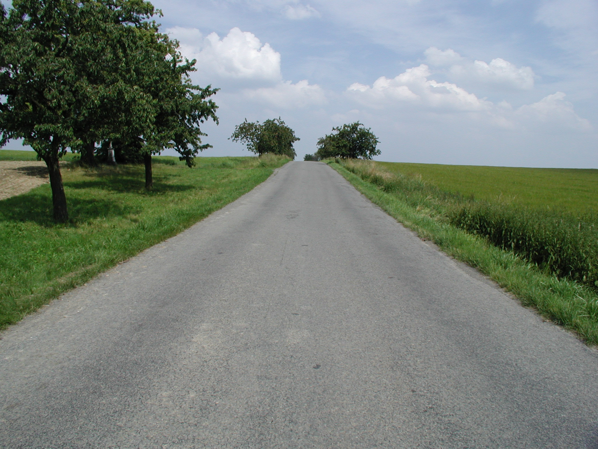 11 Long Roads Stock Photography Images