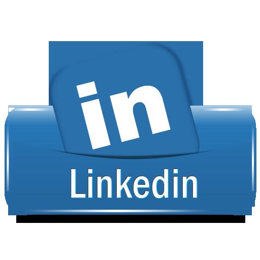 12 Social Media Icon LinkedIn Images