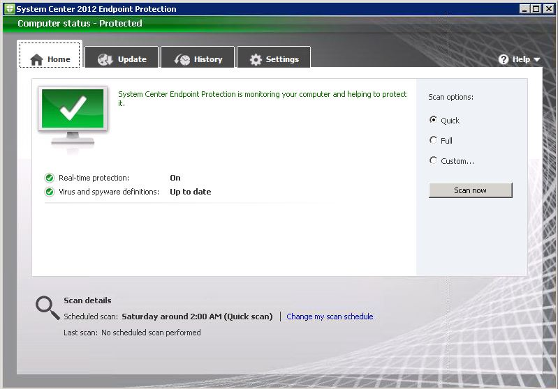 14 System Center Endpoint Protection Icon Images - Microsoft System
