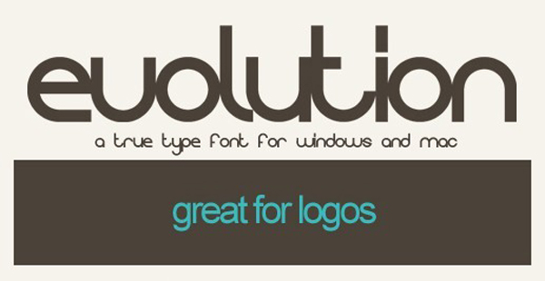 13 Cool Logo Fonts Images