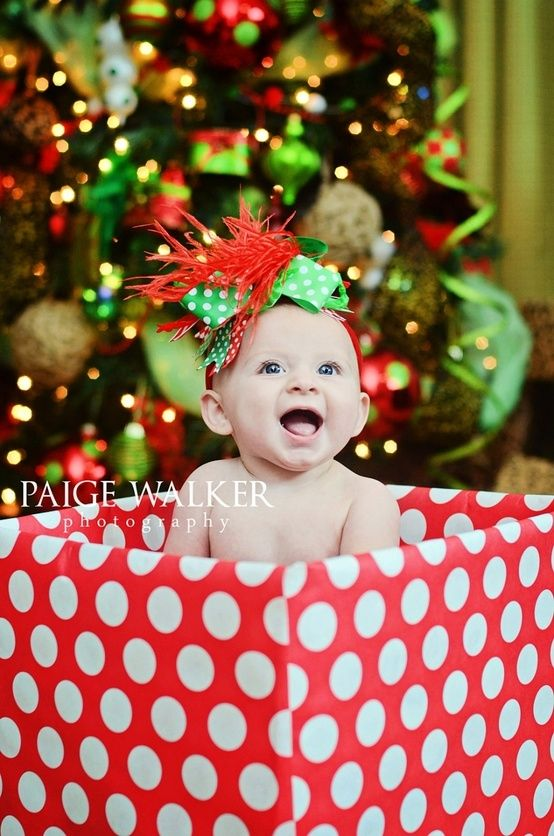 Newborn Baby Pictures Ideas Christmas