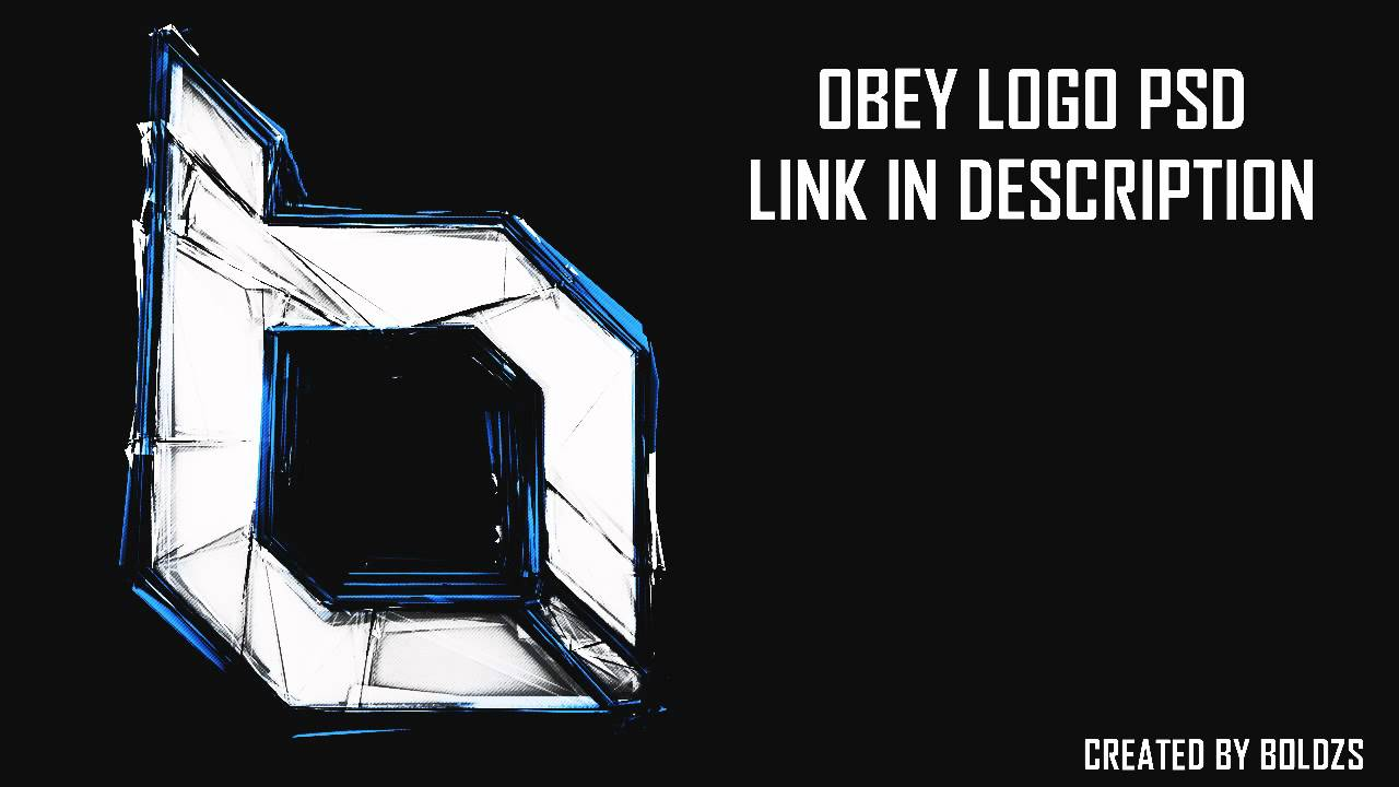 15 Obey Logo PSD Images