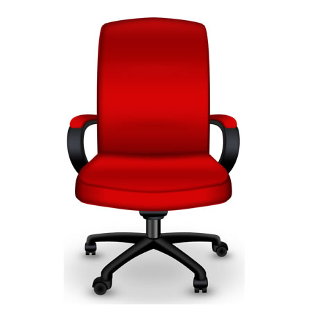 19 Photoshop PSD Office Chair Images