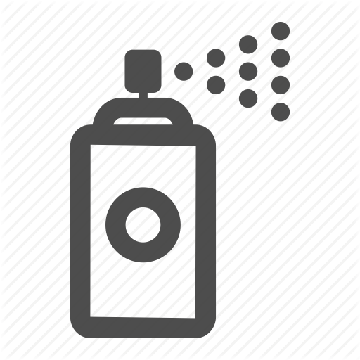 13 Spray Can Icon Images