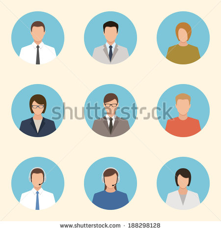 People Icon Flat