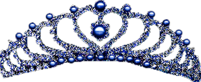 Princess Crown Vector PSD