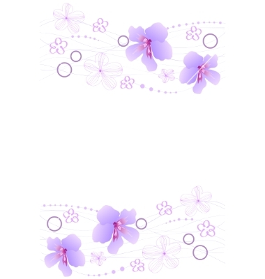10 Nature Vector Graphics Purple Images