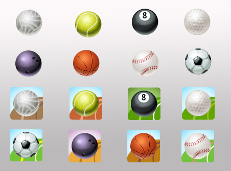 19 Free Desktop Sports Icons Images