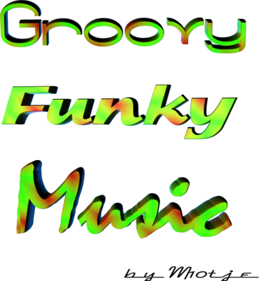 Text Groovy Music