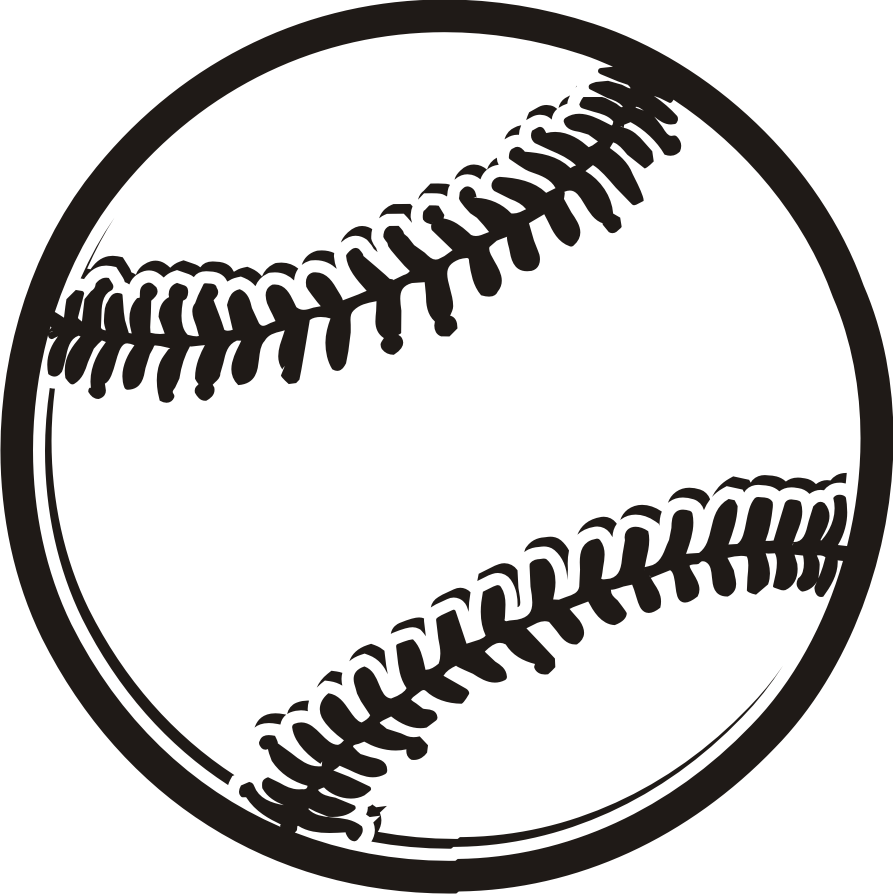 Vector Baseball Clip Art