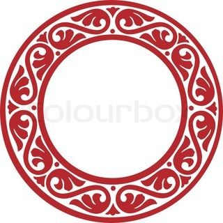 10 Decorative Circle Vector Images