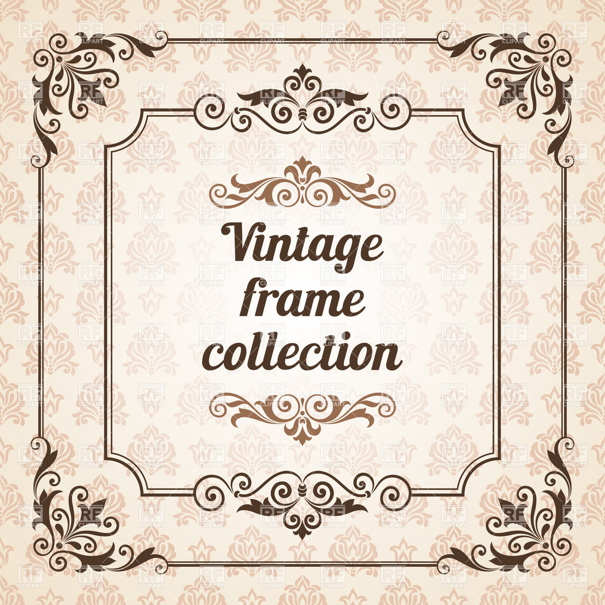 16 Vintage Royalty Free Vector Images