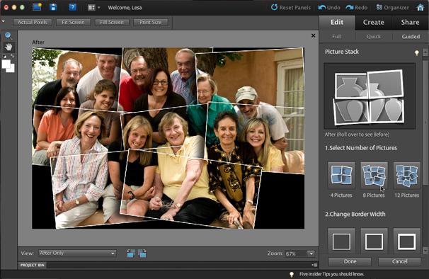 15 Frames In Photoshop Elements 10 Images