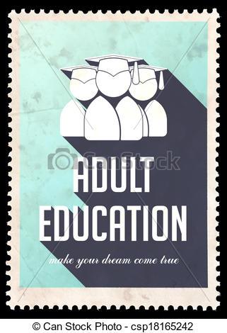 Adult Education Clip Art