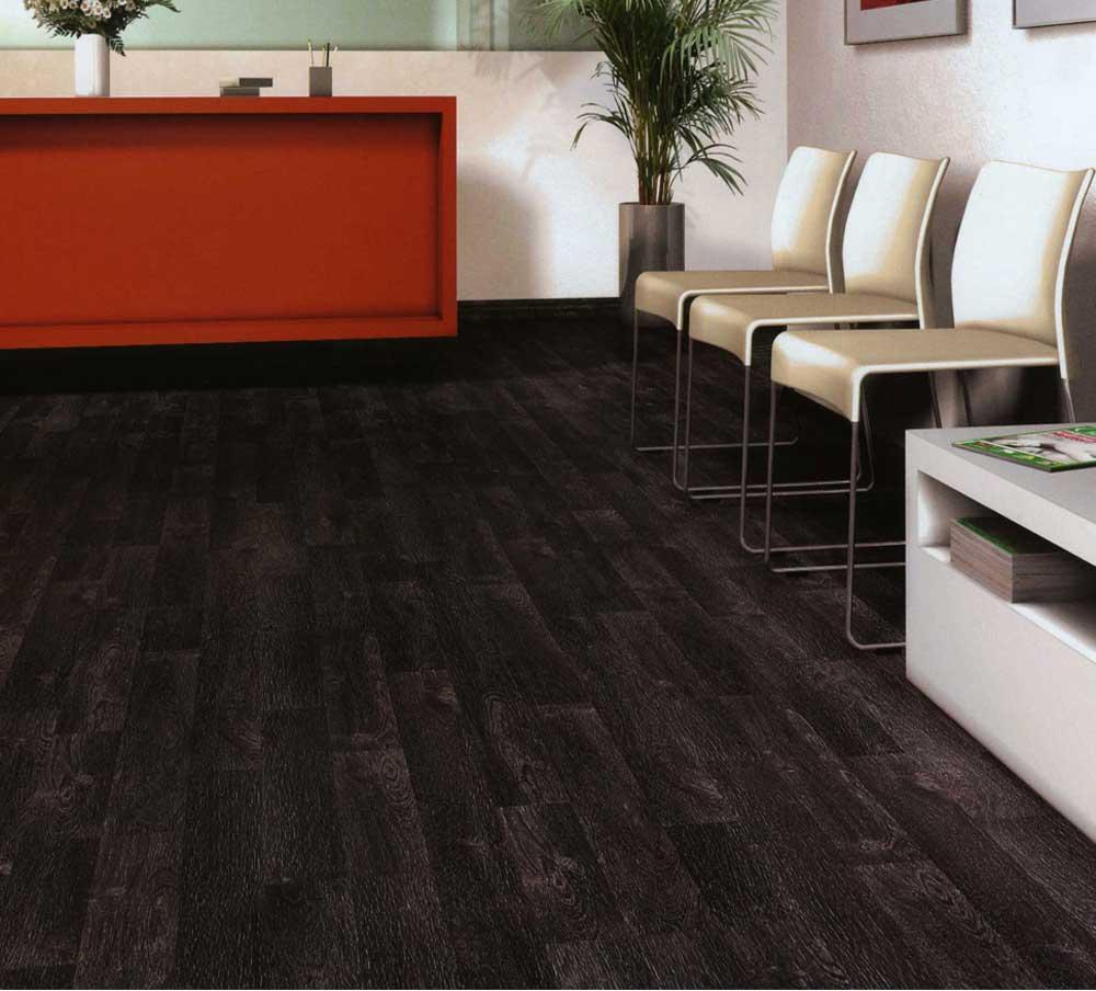 Black Hardwood Dark Wood Flooring