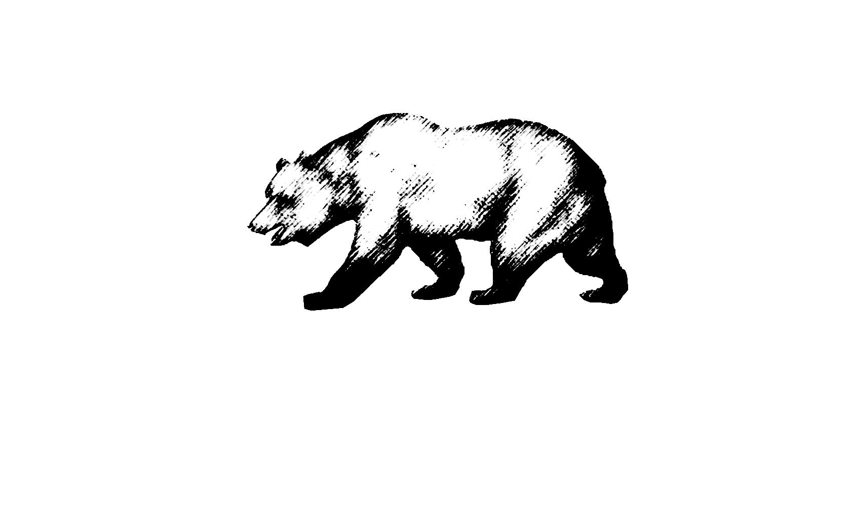 11 California Bear Vector Images California Bear Logo