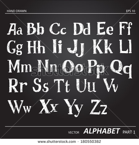 chalk writing font What's a good chalkboard font for microsoft word what style of font is the smallest in microsoft word in microsoft word, which font most resembles gaelic.