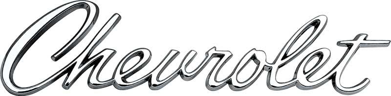 9 Chevy Script Font Images