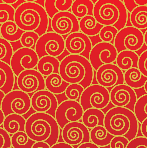20 Vector Chinese Pattern Images