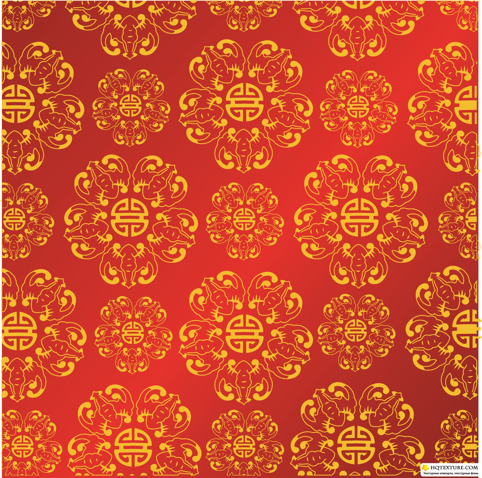 Chinese Pattern Texture