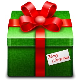 14 Christmas Present Icon Images