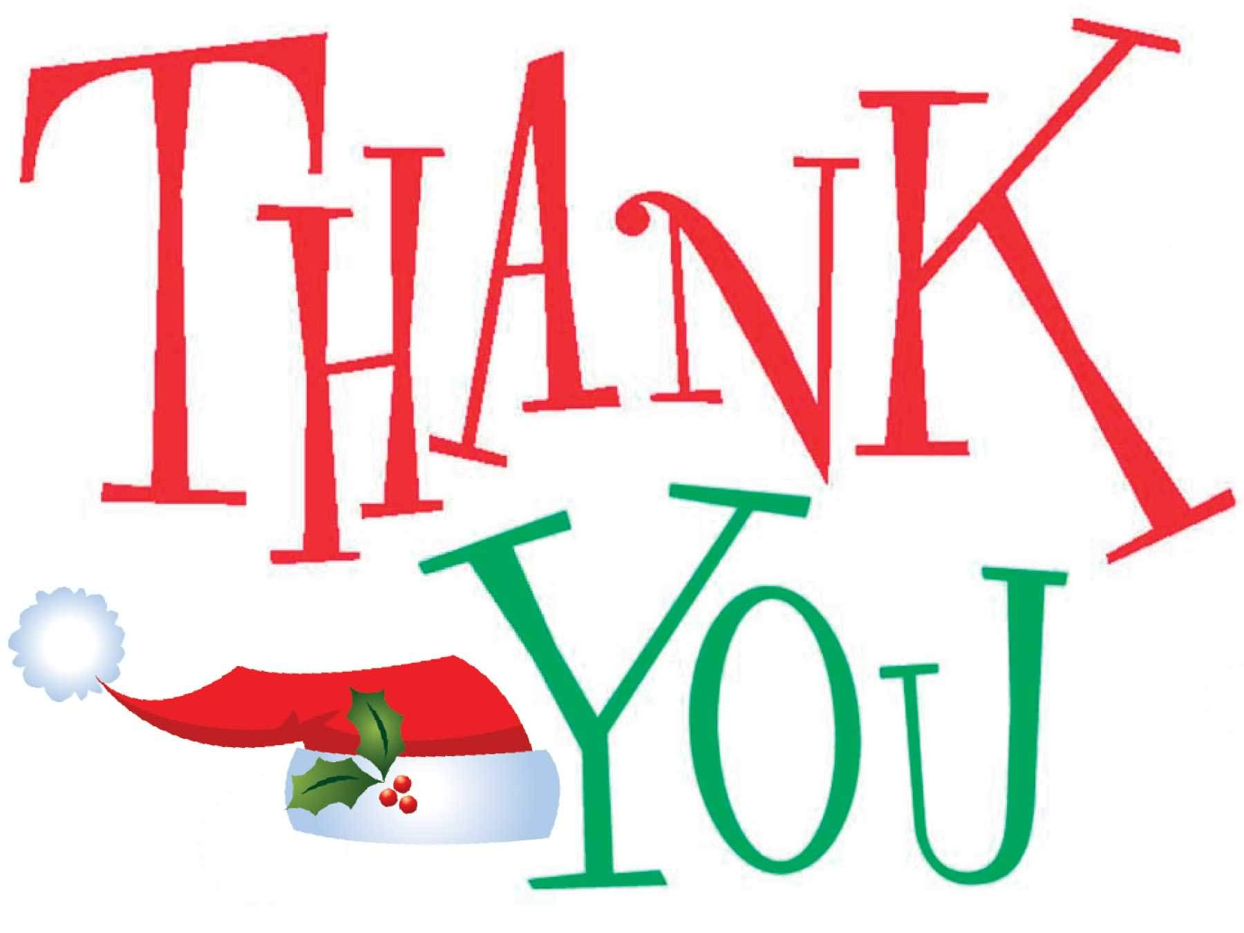 11 Holiday Thank You Graphic Images