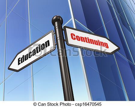 Continuing Education Clip Art