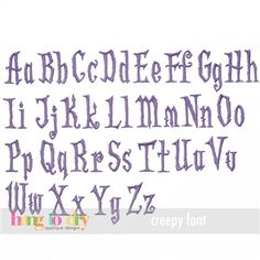 10 Creepy Fonts On Microsoft Word Images - Halloween Double