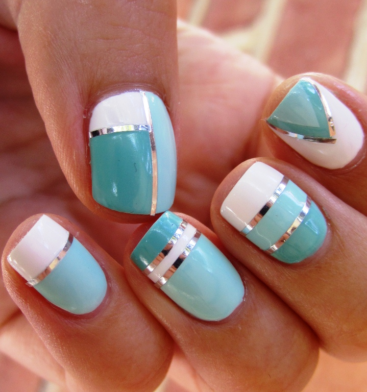 Cute Acrylic Nail Art Designs