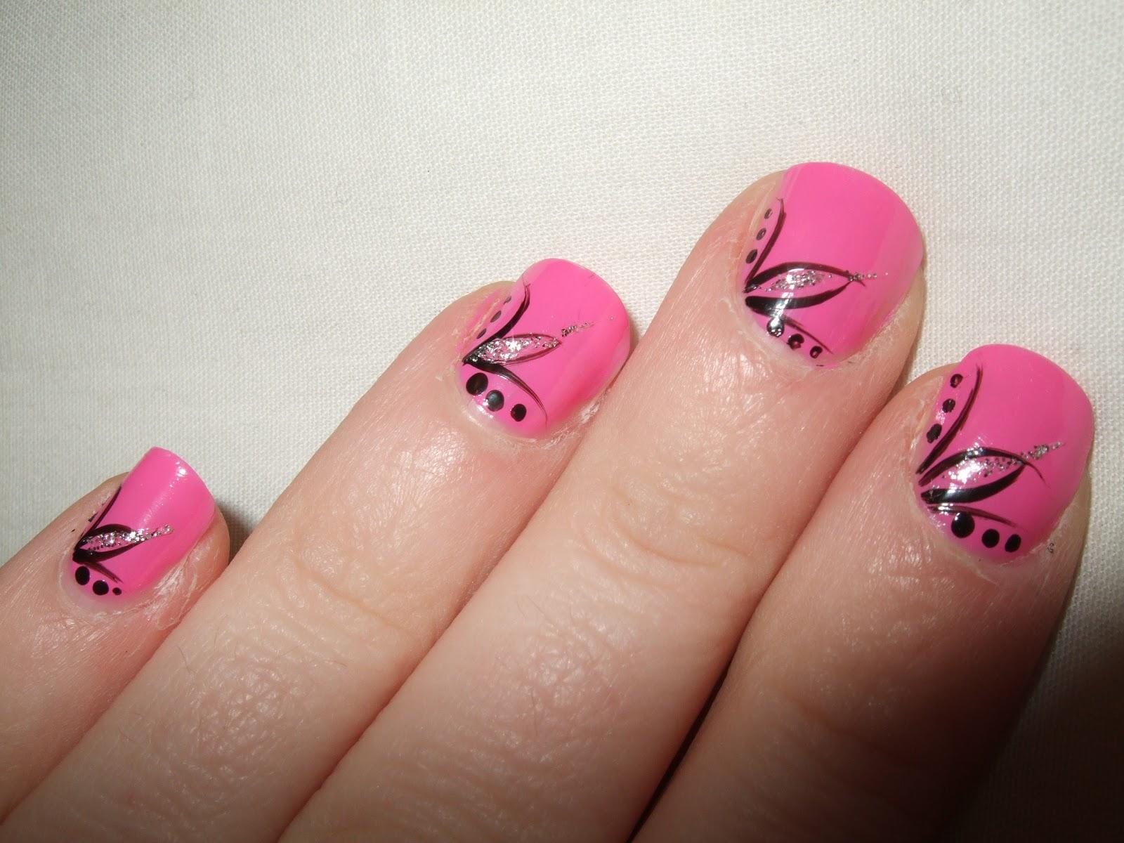 13 Pretty Nail Art Designs Images Cute Acrylic Nail Art Designs Pretty Nail Design Ideas For