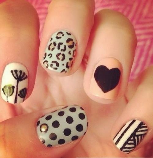 Cute Pretty Nail Designs