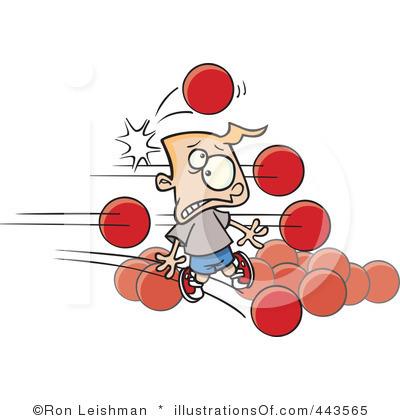 17 Dodgeball Clip Art Vector Images