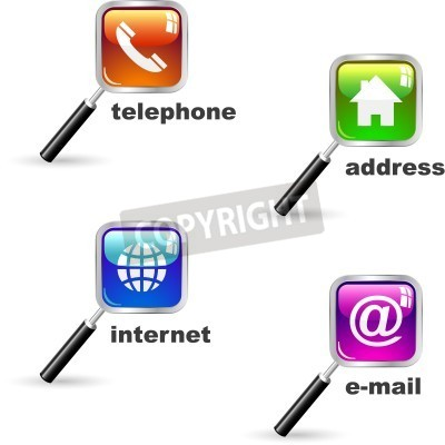 Email Icon for Internet and Phone Sets