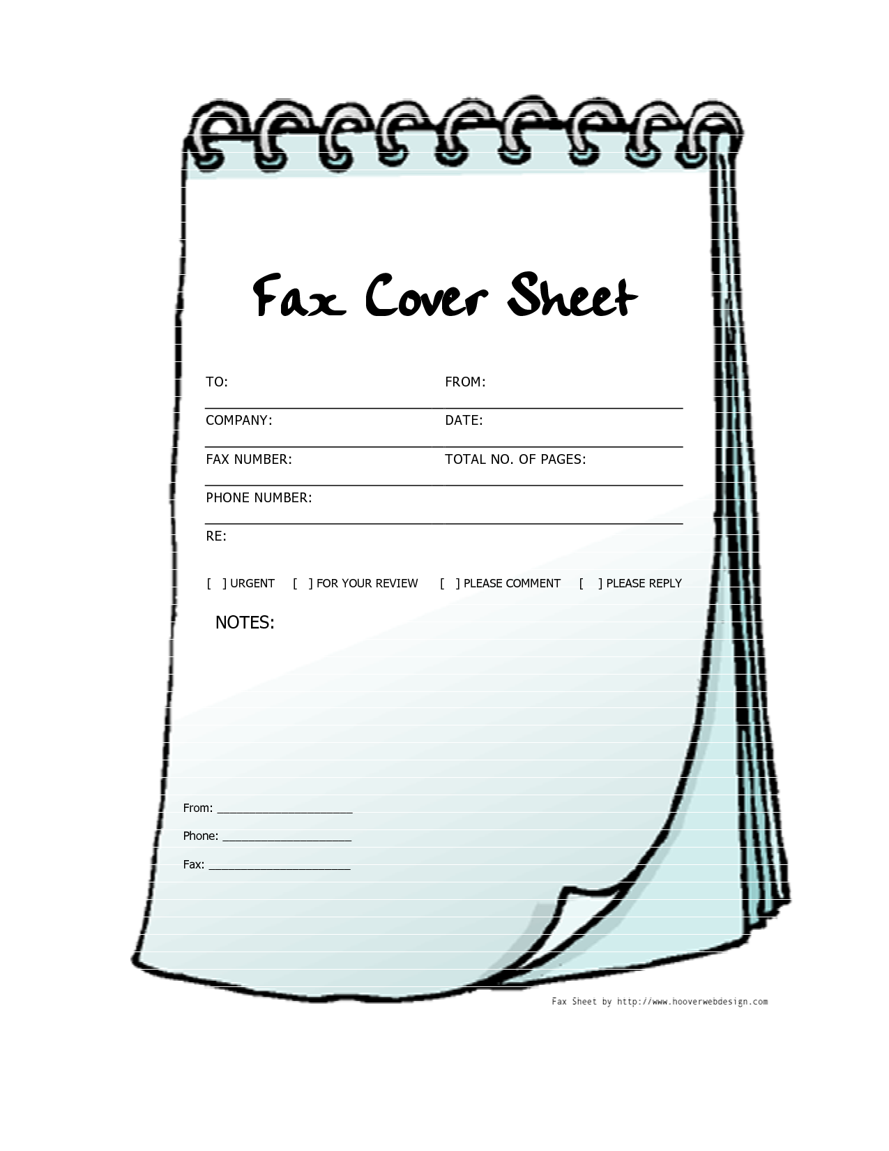Free Fax Cover Sheet Template Word 2010 from www.newdesignfile.com