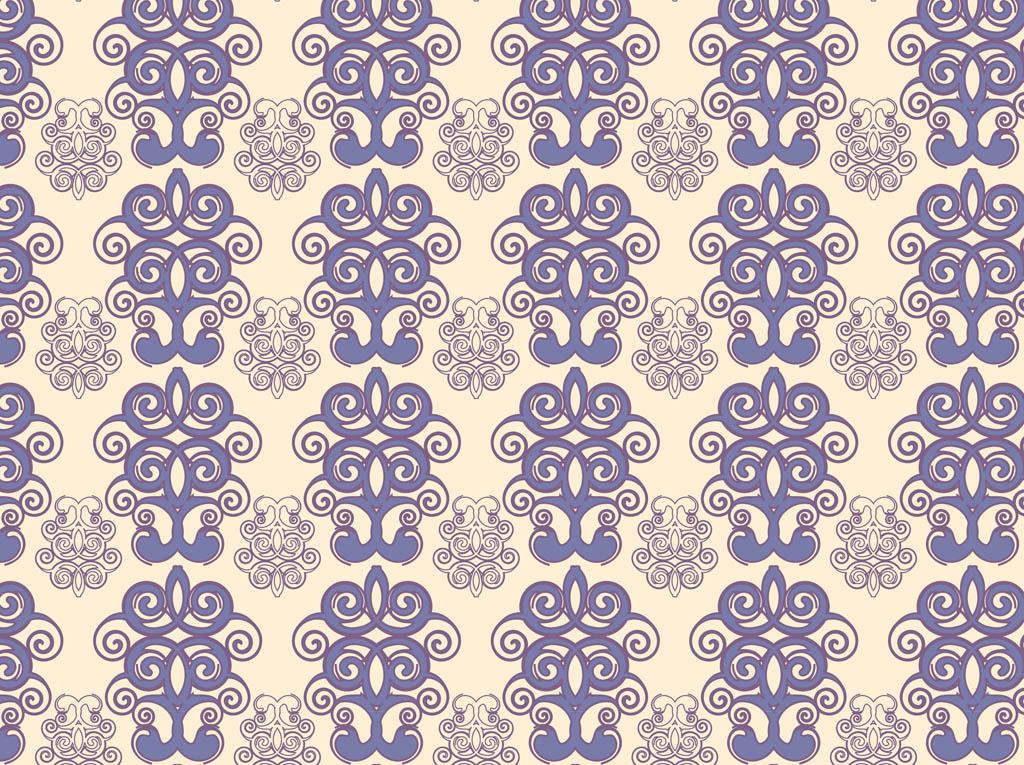 Free Vector Vintage Pattern
