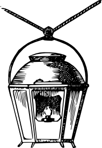 16 Gas Lantern Vector Images