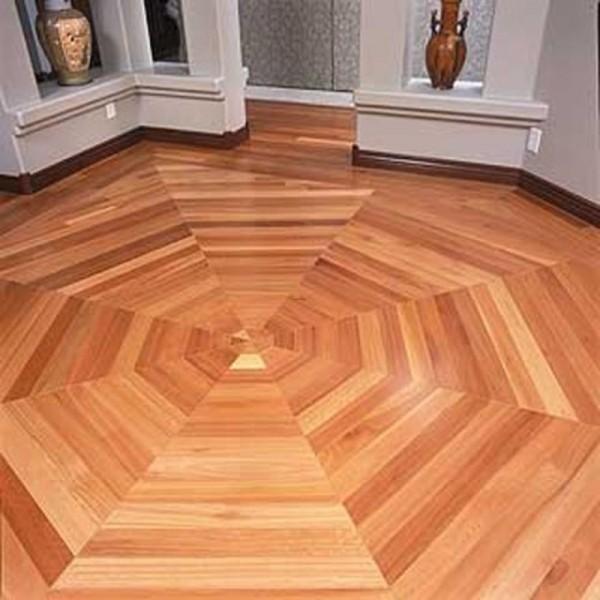 Hardwood Floor Pattern Design Ideas