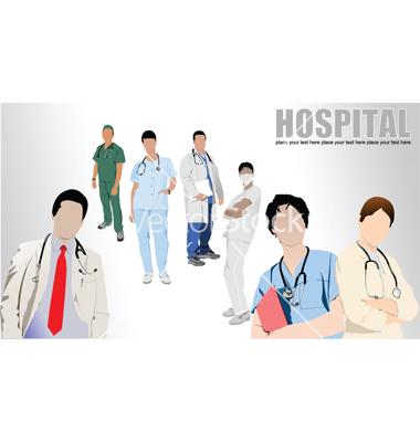 12 Hospital Uniform Vector Free Download Images
