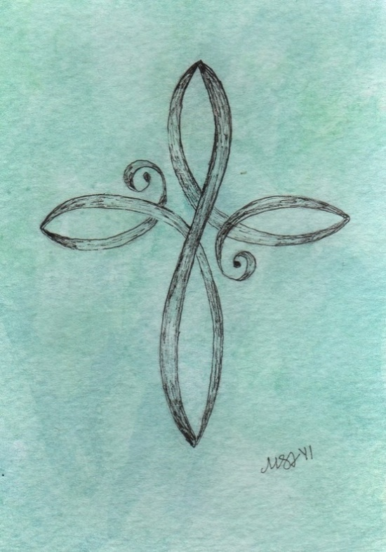 18 Pretty Cross Designs Images