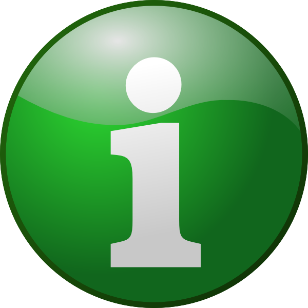 19 Green Info Icon.png Images