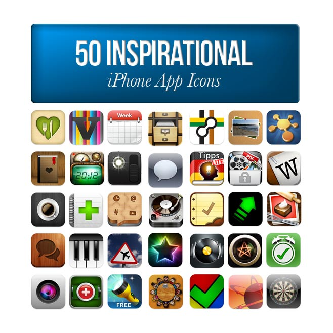 iPhone App Icons