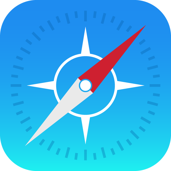12 Safari App Icon Images - iOS 7 Safari App Icon, iOS 7 ...