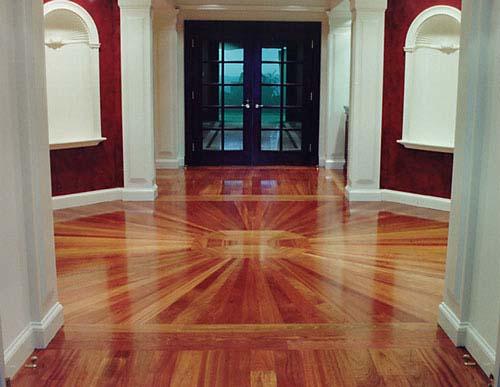 Laminate Wood Floor Designs
