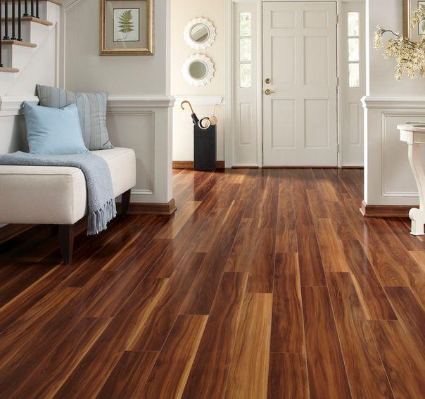 Laminate Wood Flooring Entry