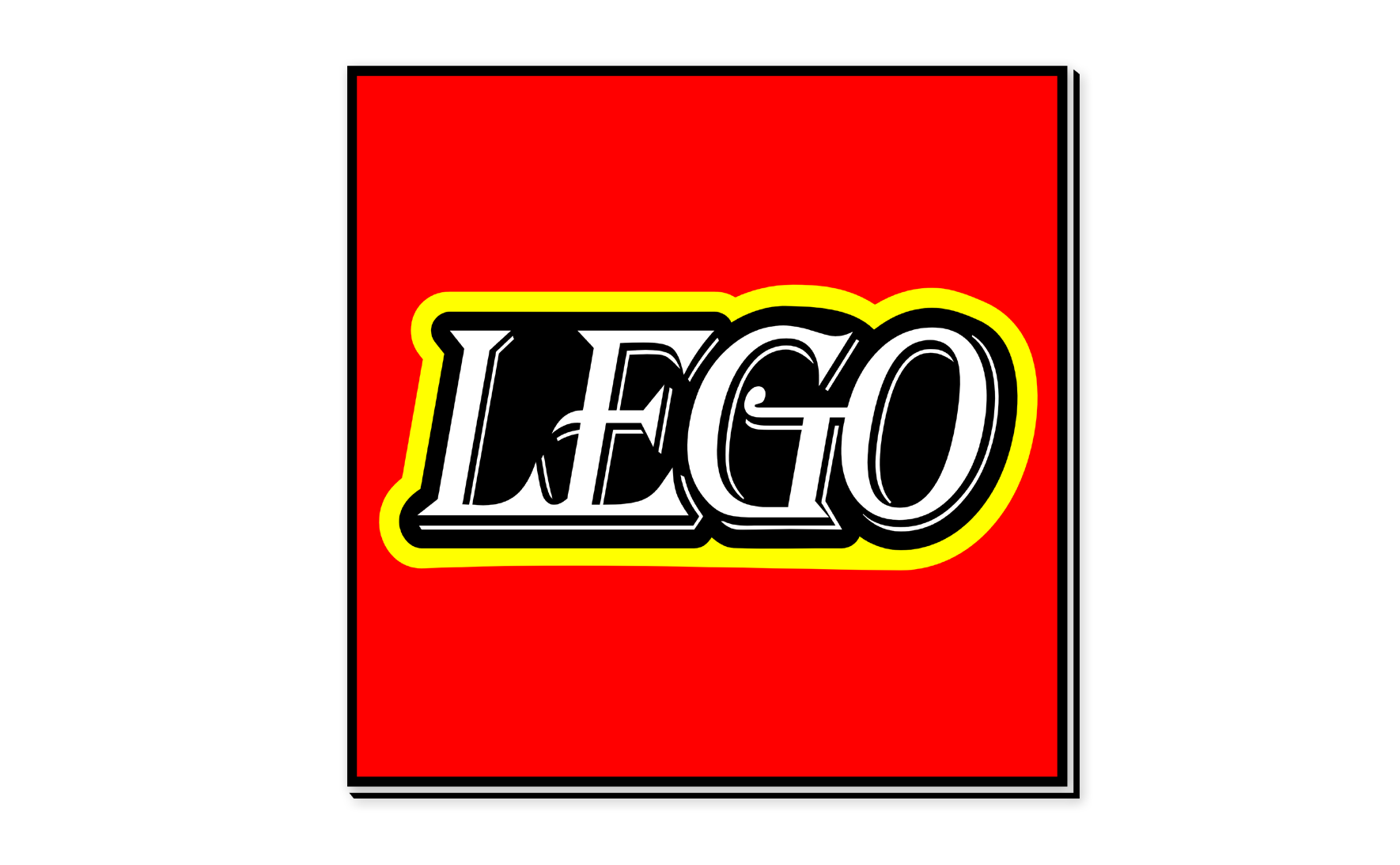 LEGO Logo Font