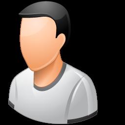 Male Business Person Icon