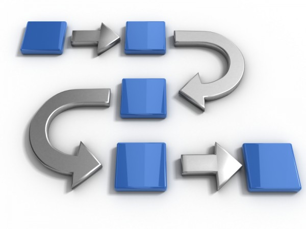 8 Business Process Icon Images