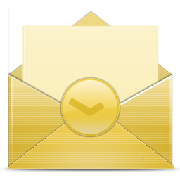Microsoft Outlook Email Icon Clip Art